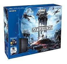 PS4 500GB STARWARA BATTLE FRONT BUNDLE
