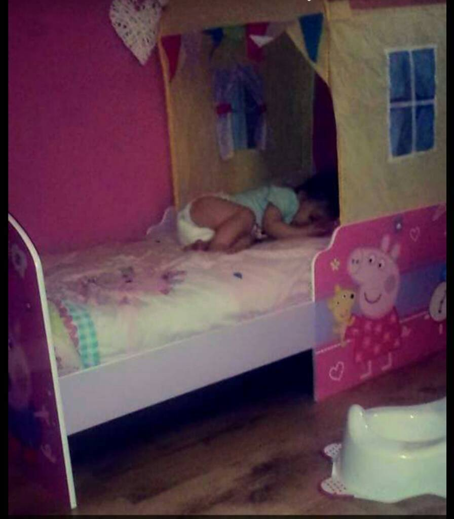 Peppa pig bed for sale.