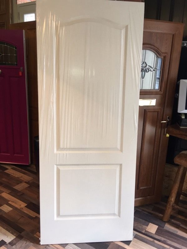 New classic primed door 2040x826 mm