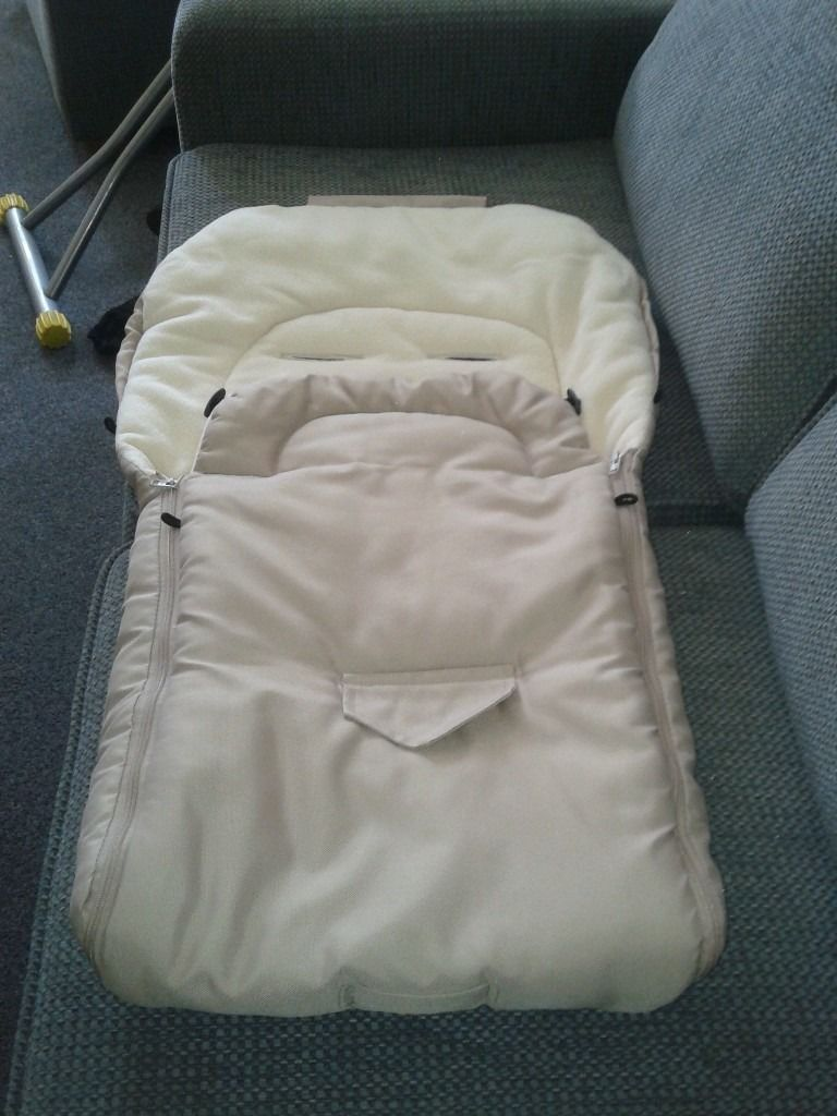 Cosymuff cosytoes buggy