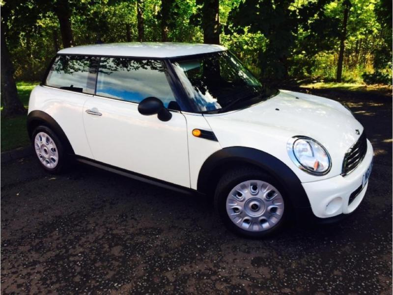 2011 MINI Hatch 1.6 One Hatchback 3dr Petrol Manual (127 g/km, 98 bhp)
