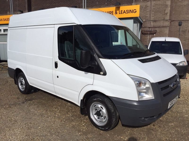 Ford Transit SWB with Medium Roof