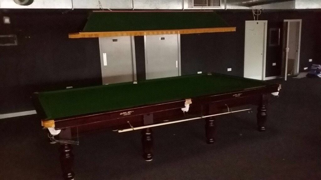Snooker tables excellent condition