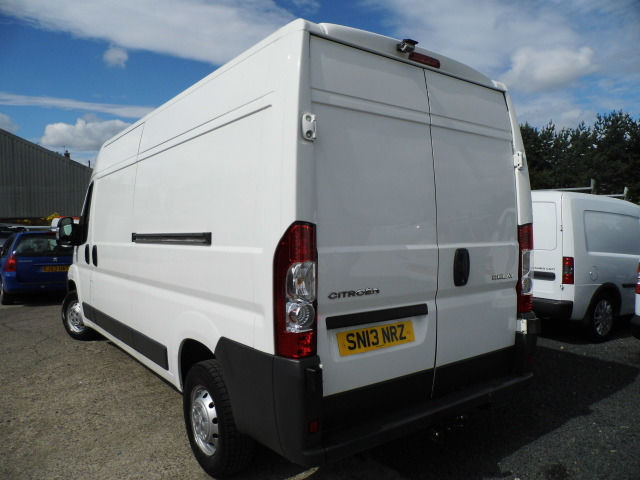 Citroen Relay 2.2 HDi 35 L3H2 Panel Van