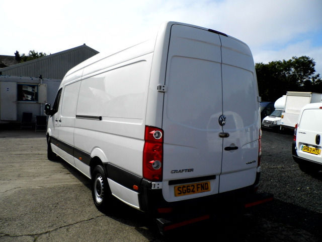 Volkswagen Crafter 2.0 TDI CR35 High Roof Van 4dr (LWB) SG62FND