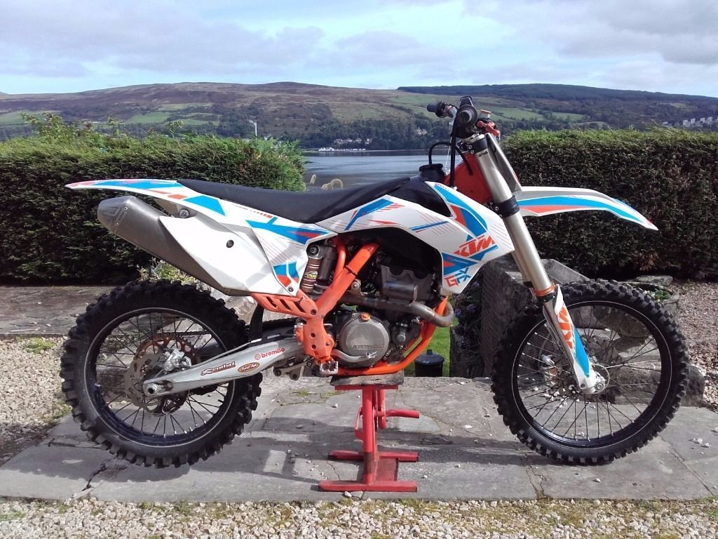 KTM 350sxf 2015 lots of extra's