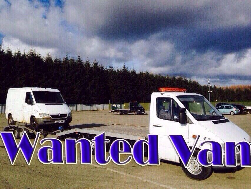 Mercedes Benz Vito Sprinter Van Wanted