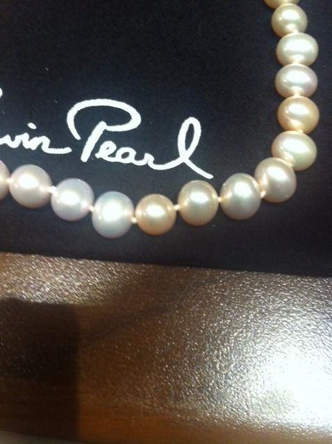 pearl nechlace