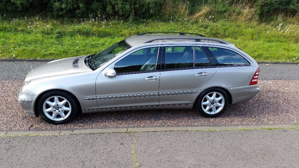Mercedes c270 DIESEL VERY GOOD CAR