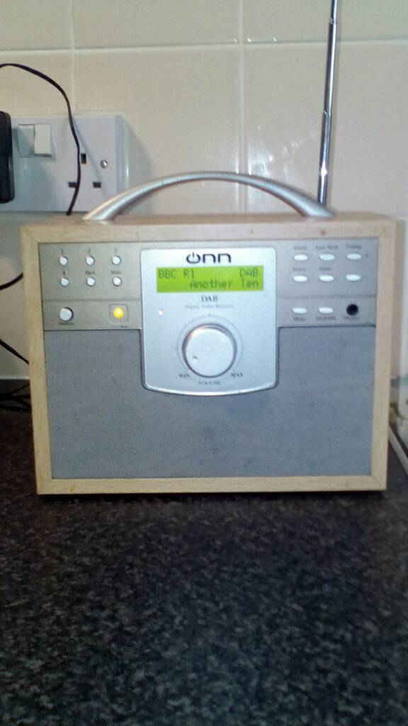 Onn digital radio