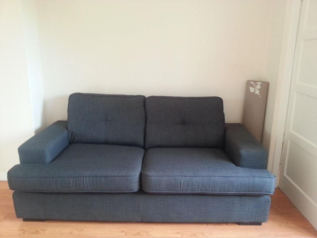 Dfs sofa for sale dark grey / charcoal