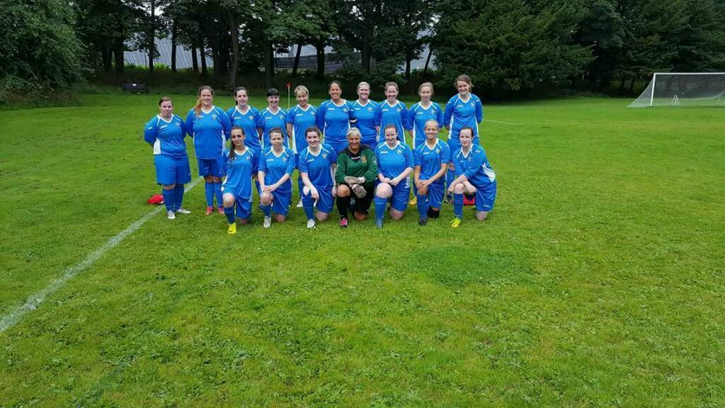 Ladies team looking to build squad for up coming season