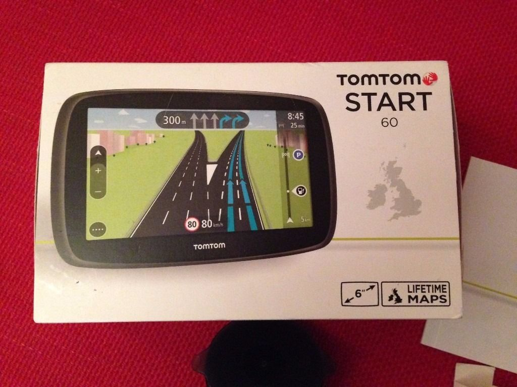 TomTom Start 60 Navigation