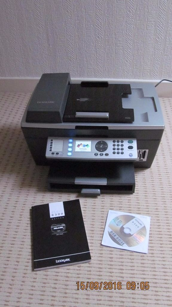I am looking to swap a Lexmark 8350 Printer/copier/fax/scanner for an unlocked working mobile phone