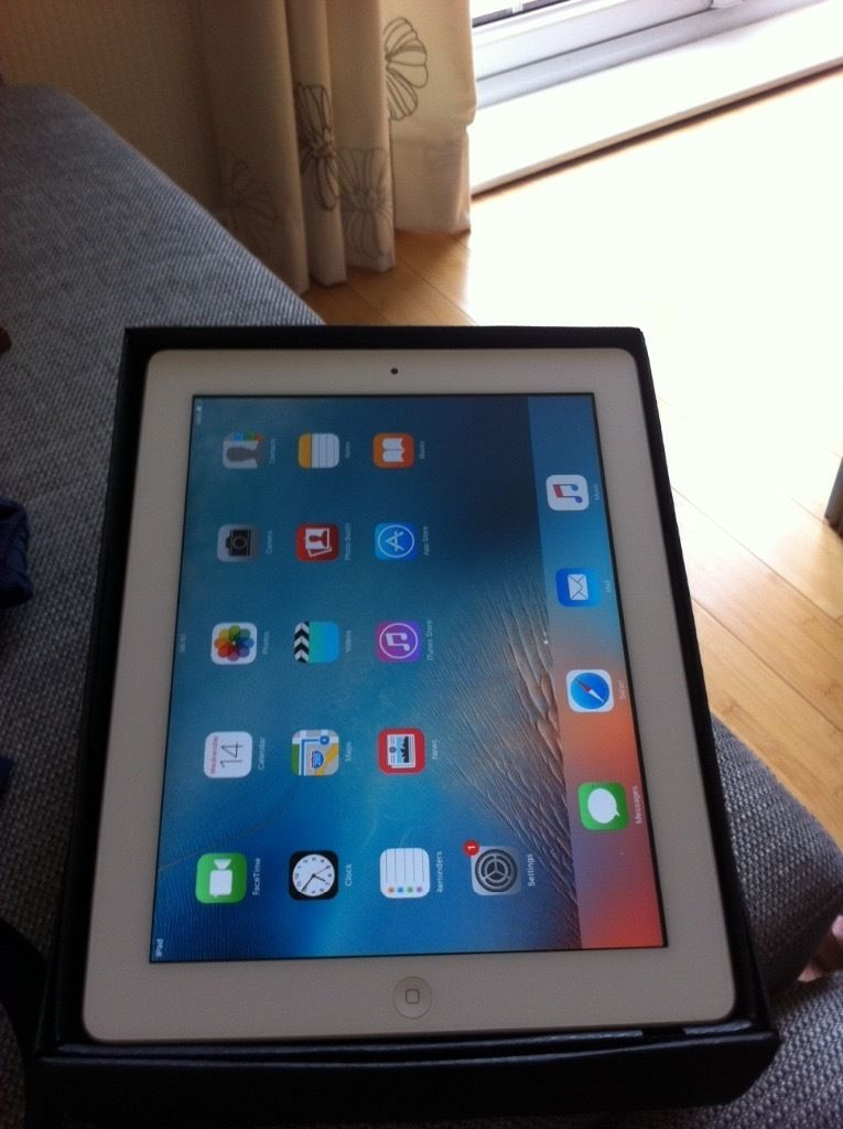 Ipad 2 great conditionwhite 16gb