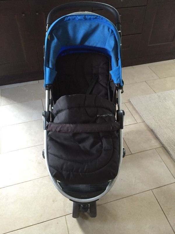 Mamas and papas Luna mix pushchair