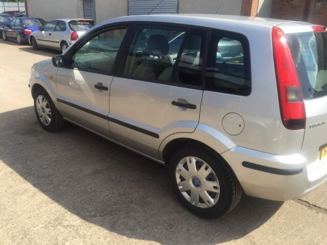 FORD FUSION 2004 1.4 5DR PETROL MOT TILL 27/04/2017 GOOD CONDITION