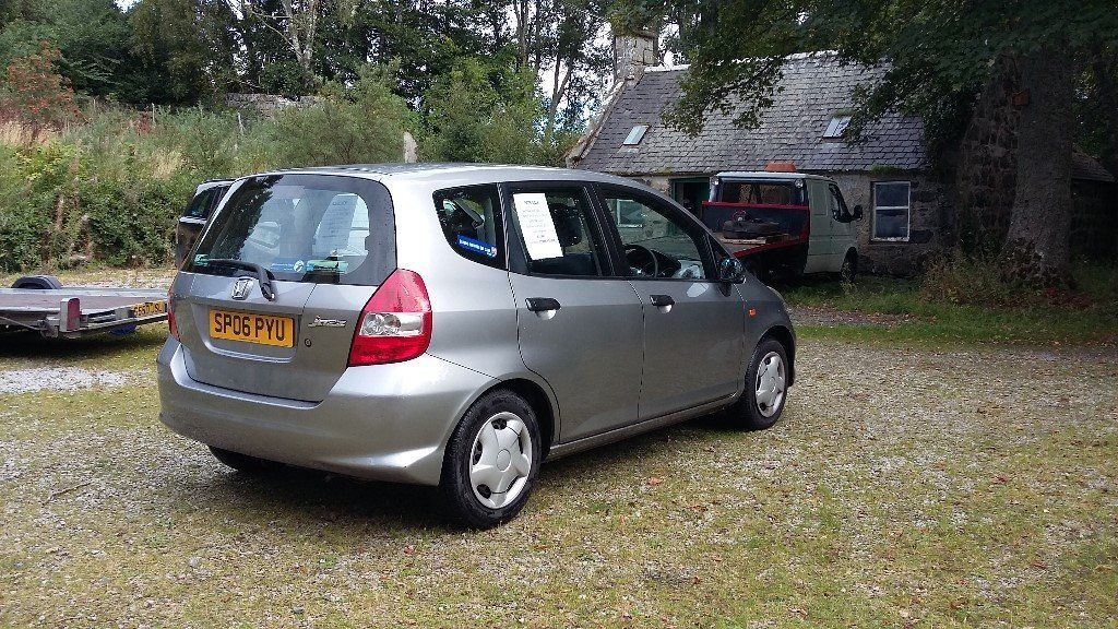 2006 Honda Jazz 1.2 - ideal 1st car, economical & reliable