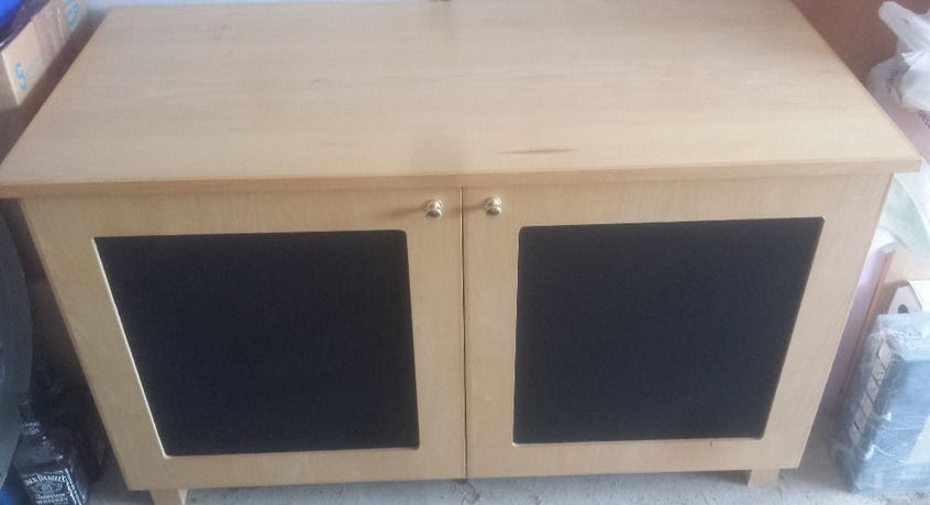 Custom made - Home Cinema cabinet/unit