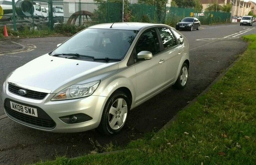 Swap ford Focus tdci style newer shape Motd 1year
