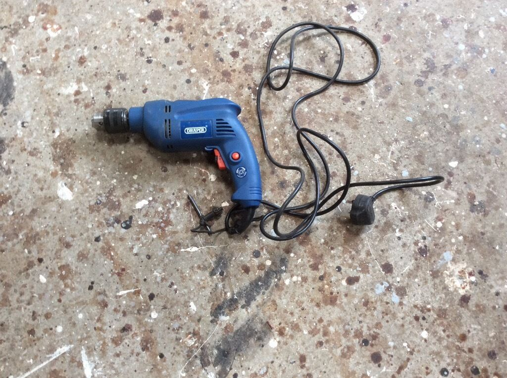 New electric drill