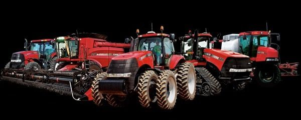 Case New Holland Combine and Tractor Remaps from AllCarTuning