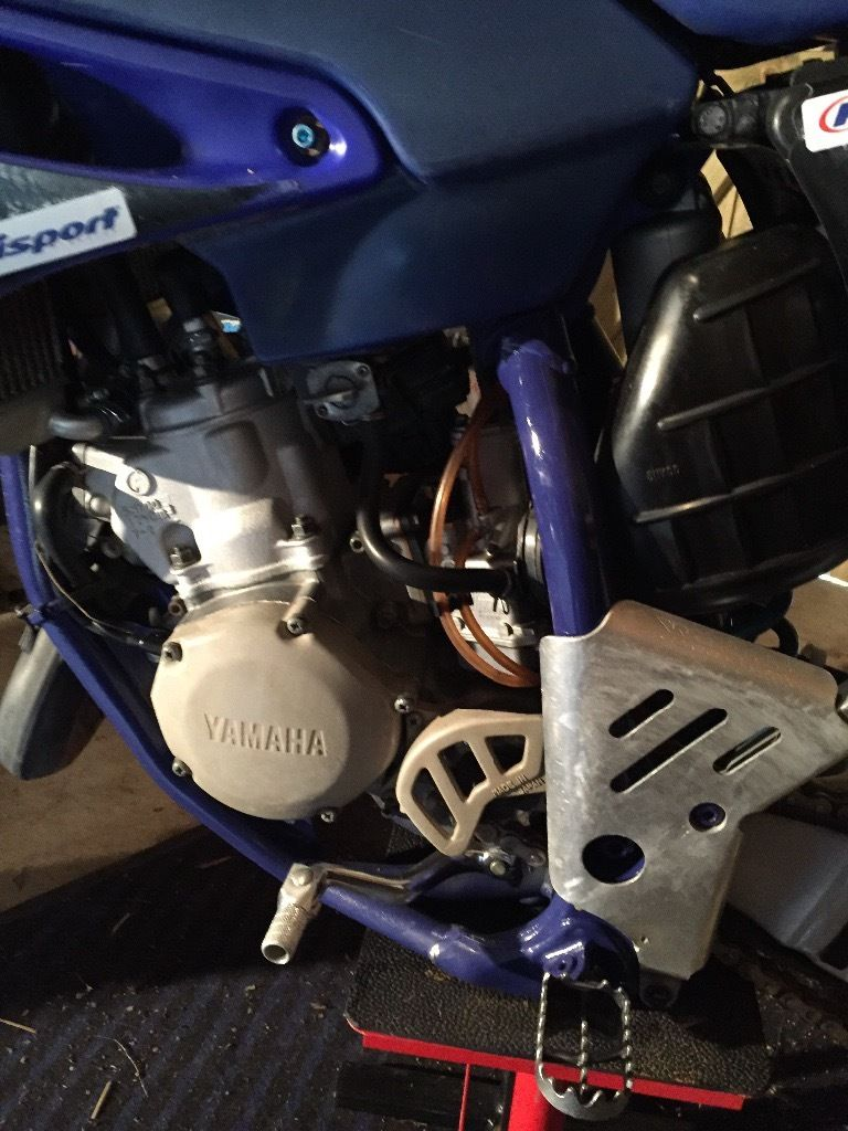 yz 125 2002 very clean and looked after bike