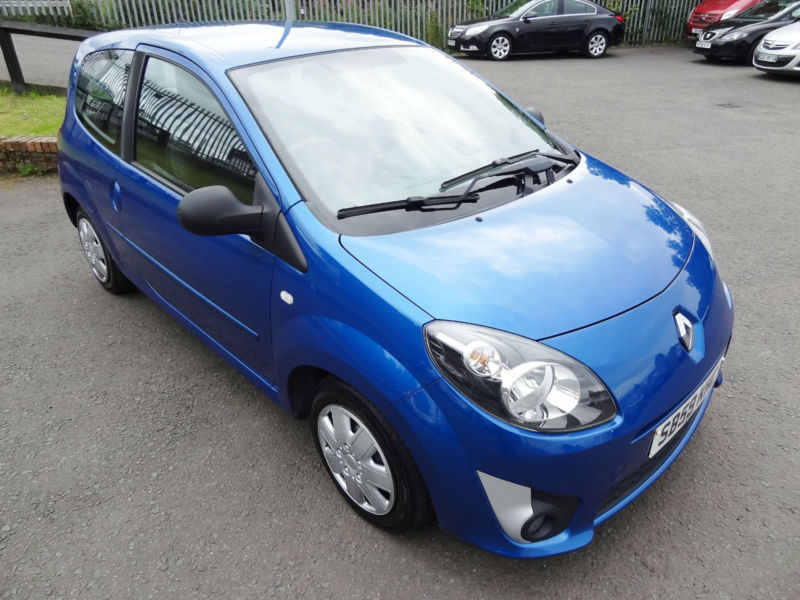 2009 Renault Twingo 1.2 Extreme - KMT Cars