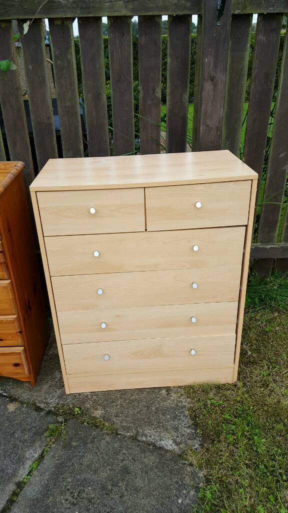 Free chest of drawers NOW GONE