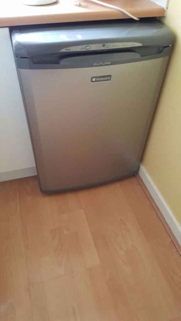Upright Freezer - Hotpoint 4 drawer