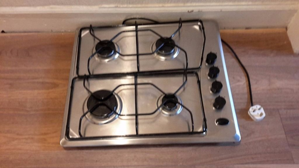 IKEA built-in gas hob