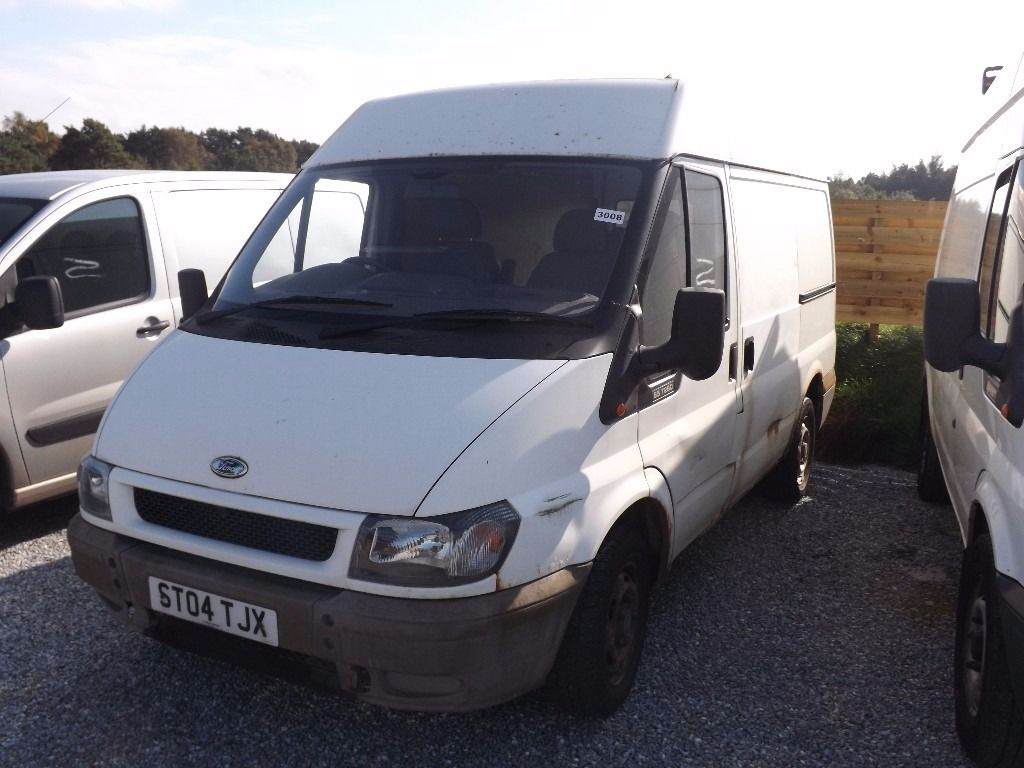 for sale this ford transit panel van 260 swb td 2004