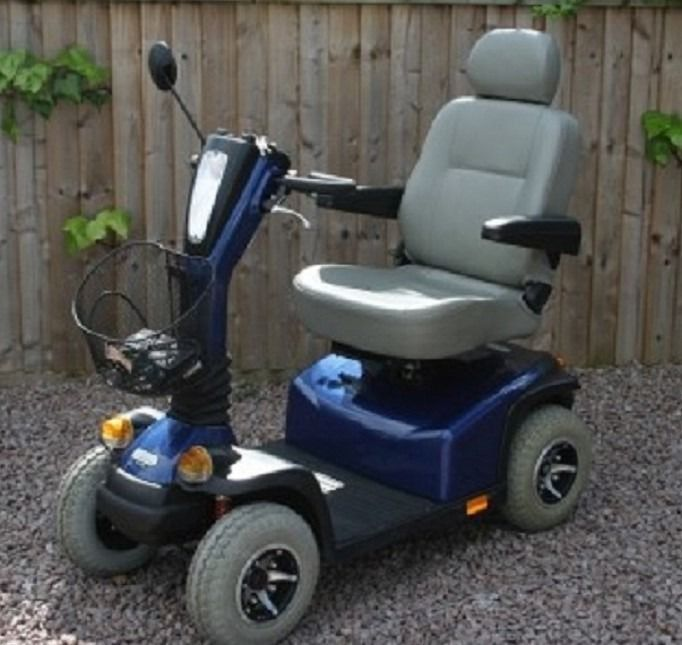 Pride Classic Legend Mobility Scooter