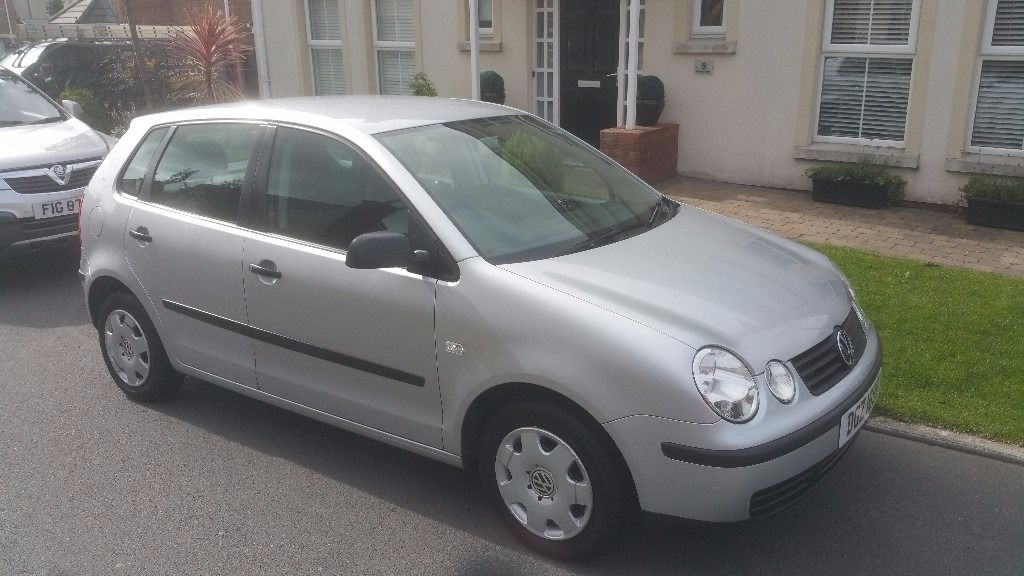2004 VOLKSWAGEN POLO 1.2E, ONLY 84K, LONG MOT, EXCELLENT CONDITION! (NOT VAUXHALL)