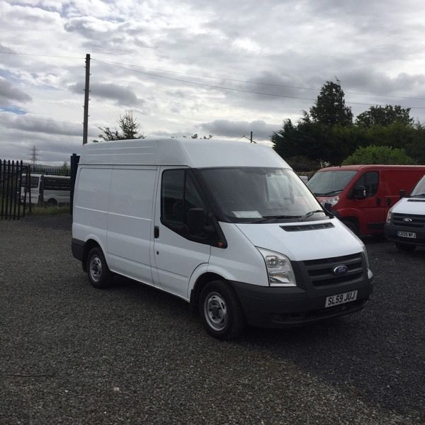 FORD TRANSIT T260 SEMI HIGHTOP