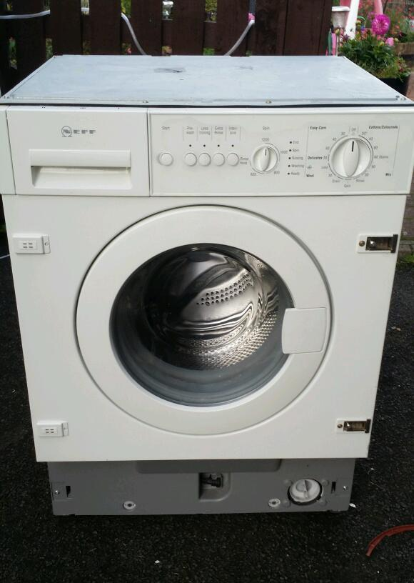 NEFF 6kg 1200 spin Washing Machine - Local delivery available