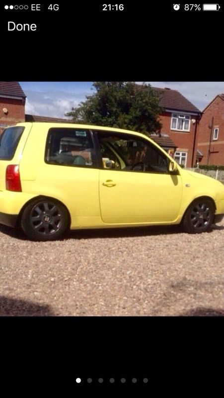 LUPO GTI PARTS WANTED...