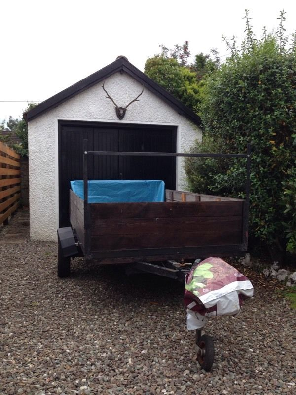 Trailer reduced in price
