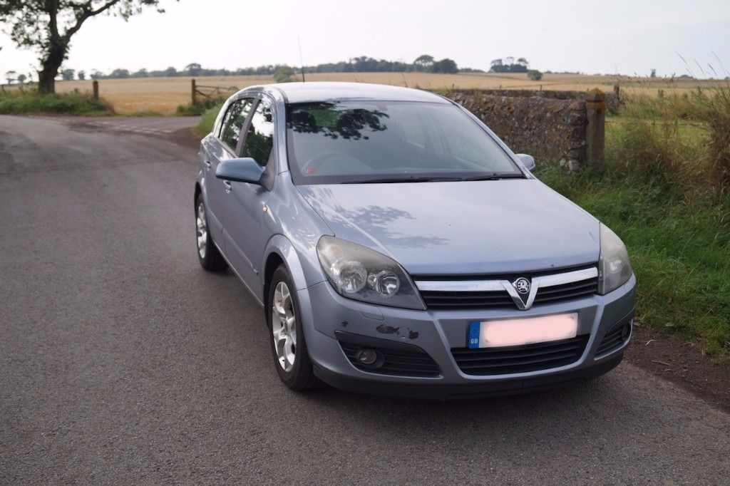 Vauxhall Astra 1,4 Petrol, 2006, excellent condition