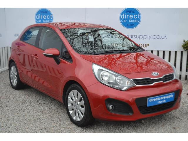 KIA RIO Can;t get car finance? Bad credit, unemployed? We can help!