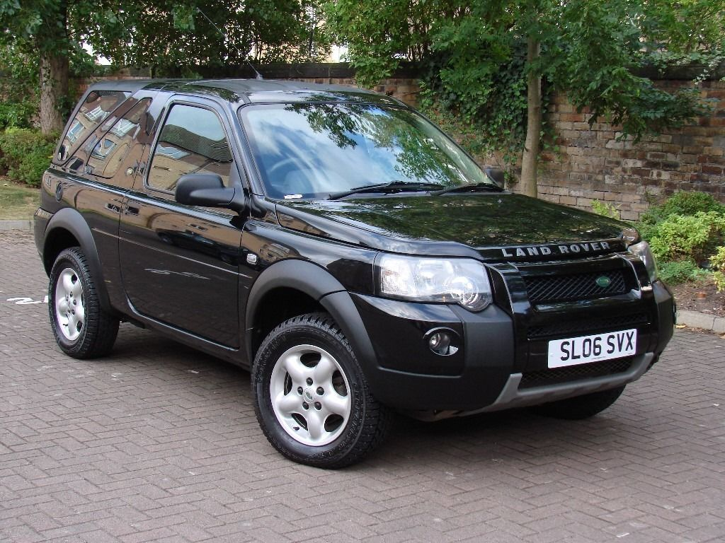 EXCELLENT DIESEL4x4!! 2006 LAND ROVER FREELANDER 2.0 Td4, ADVENTURER HARD TOP 3dr, LONG MOT WARRANTY