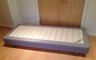 SINGLE BED BASE // Perfect condition// Almost NEW