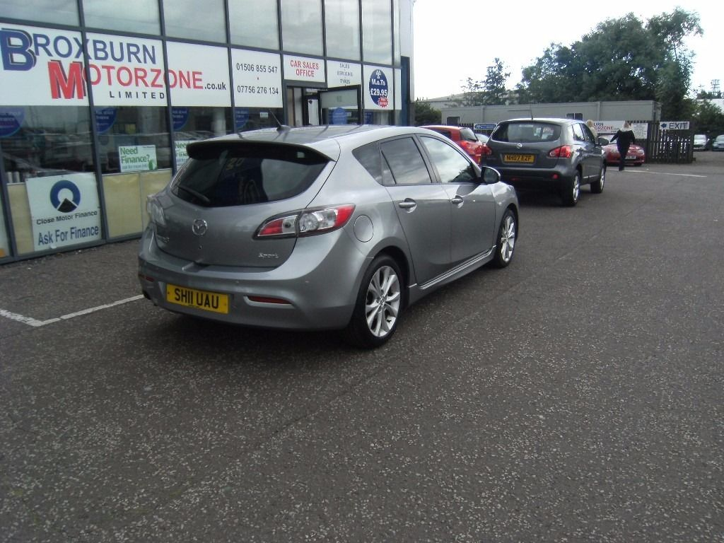 2011 11 MAZDA 3 2.2 D SPORT 5d 185 BHP **** GUARANTEED FINANCE ****