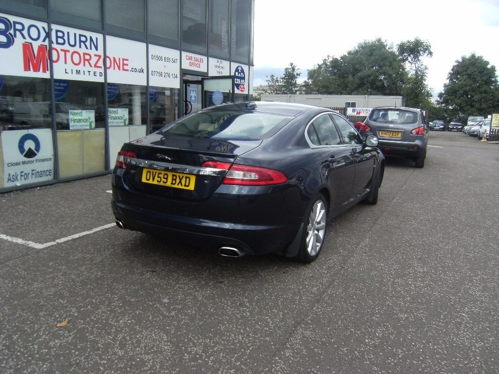 2010 59 JAGUAR XF 3.0 V6 S LUXURY 4d AUTO 275 BHP **** GUARANTEED FINANCE **** PART EX WELCOME