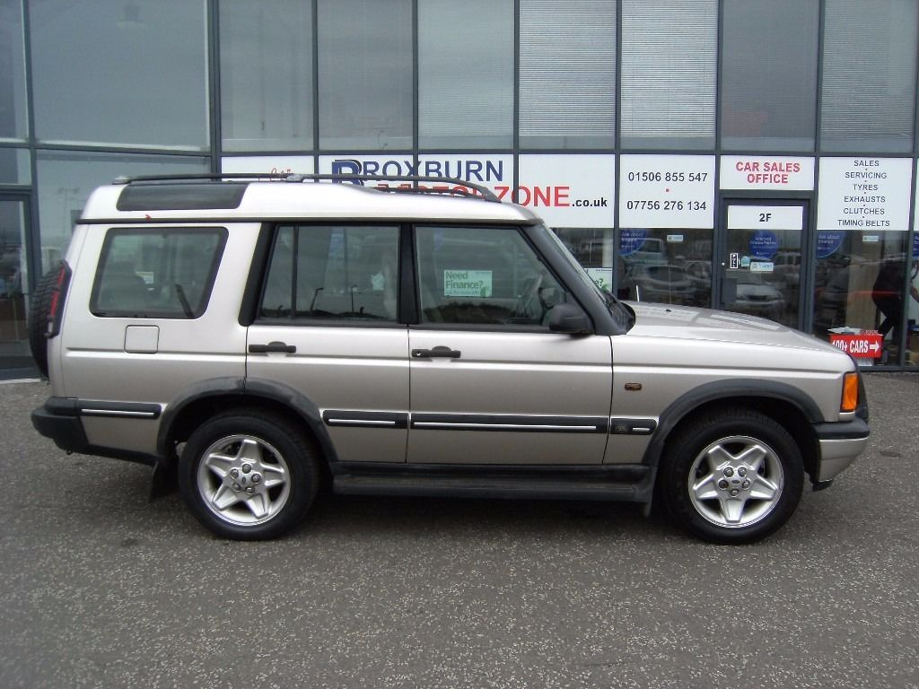 2001 51 LAND ROVER DISCOVERY 2.5 TD5 ES 5d AUTO 136 BHP **** GUARANTEED FINANCE ****