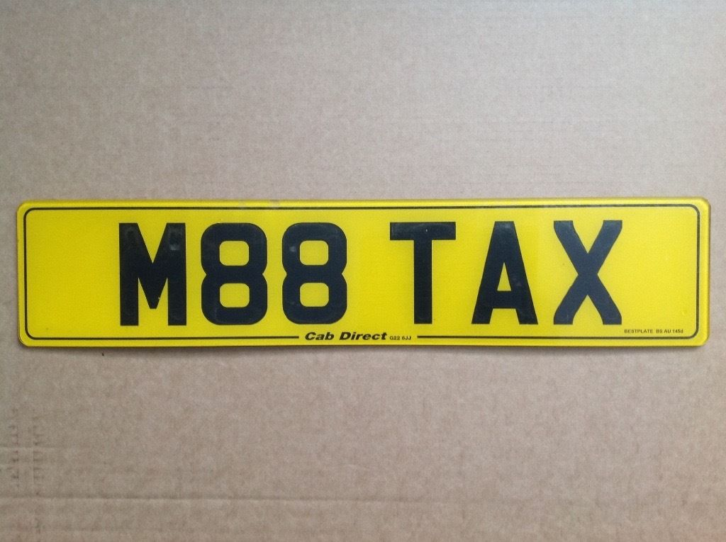 M88 TAX - Private Registration on Retention