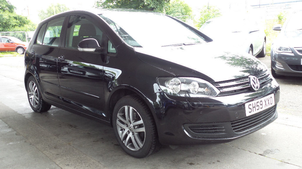 2009 59 VOLKSWAGEN GOLF PLUS 1.4 SE TSI 5d 121 BHP *PART EX WELCOME*