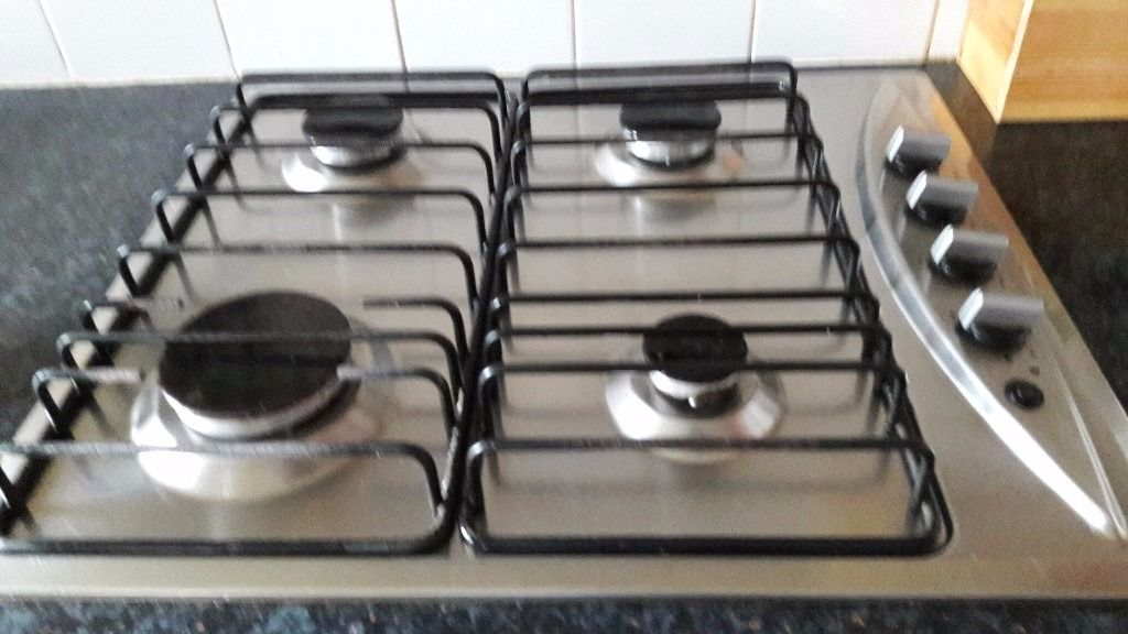 Baumatic Double Oven and gas hob in good working order