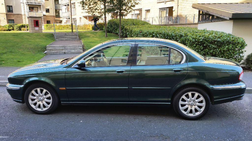 2003 JAGUAR X-TYPE V6 AUTO FOUR WHEEL DRIVE 84,000 MILES NEW MOT EXCELLENT CONDITION THROUGHOUT