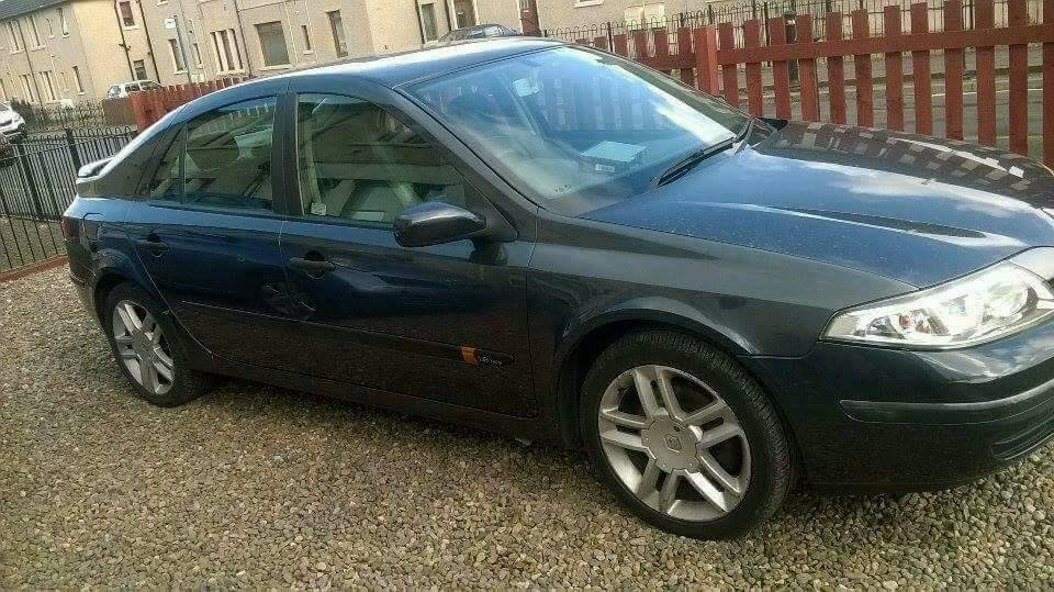 Renault laguna wanted asap